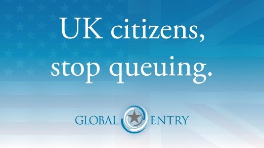 Global Entry is coming to the UK